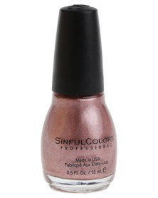 Sinful Colours Nail Enamel Hush Money