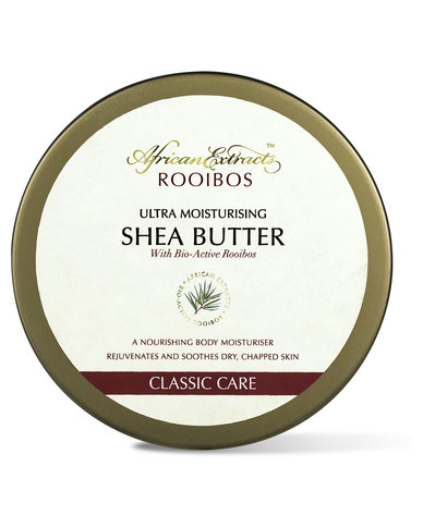 African Extracts Classic Care Ultra Moisturising Shea Butter