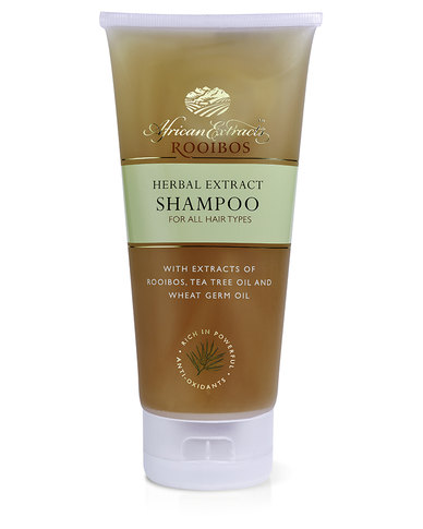 African Extracts Classic Care Herbal Extracts Shampoo