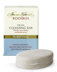 African Extracts Purifying Facial Cleansing Soap
