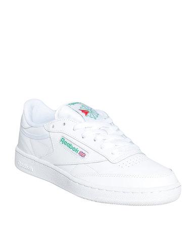 baf40c521612c Reebok Club C 85 White