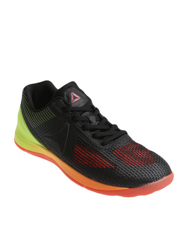Reebok Performance Crossfit Nano 7.0 Sneaker Vitamin Orange  68976a499