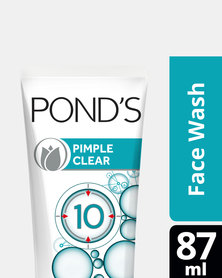 Pond's Pimple Clear Face Wash 100ml (87ml)