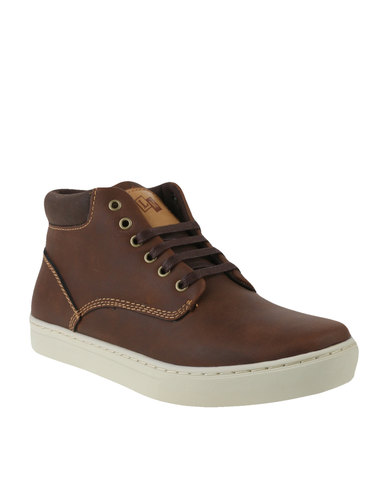 genuine sale online Luciano Rossi Luciano Rossi Casual Sneaker Tan free shipping cheap tf9HS