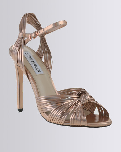 Steve Madden Seen Rose Gold