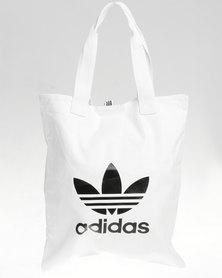 adidas Shopper Bag White