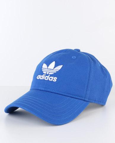 5723f59dc30 adidas Trefoil Cap Blue