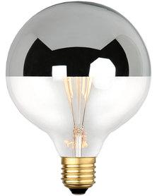 Illumina Half Mirror Filament Lightbulb