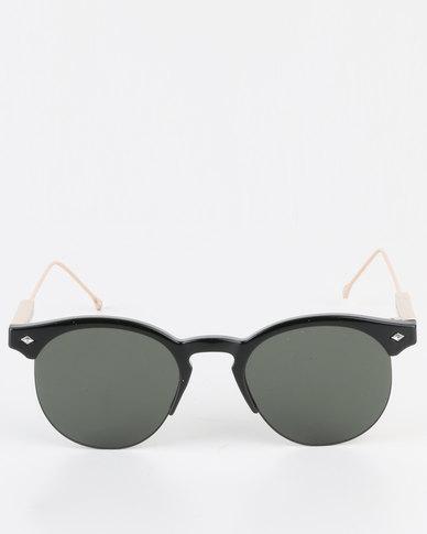e393d36b705 Spitfire Astro Glasses Black