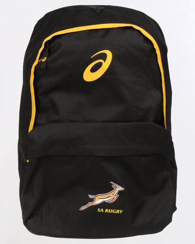 Asics Performance Springbok Backpack Black