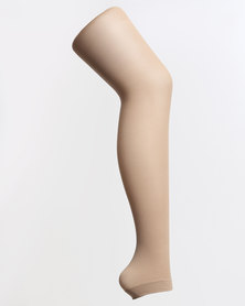 Falke Footless Tights Honey