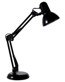 Eurolux Table Lamp Black