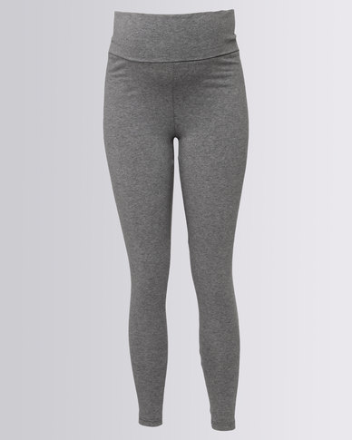 Me-A-Mama Miracle Legging Charcoal
