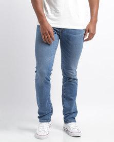Levi's® 511™ Slim Fit Thunderbird Jeans Blue