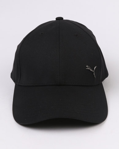 7843db9d8bc Puma Metal Cat Cap Puma Black