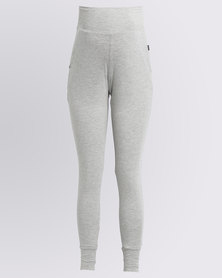 Cherry Melon Jogger Light Grey