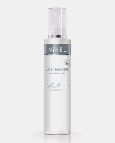 Nikel Cleansing Milk With Immortelle