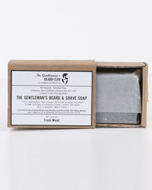 The Gentleman's Beard Club Beard Soap