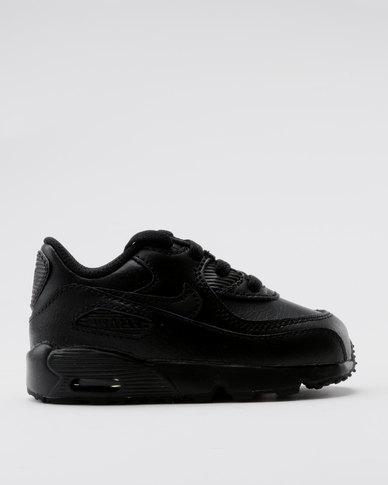 wholesale dealer 47399 cc471 Nike Air Max 90 LTR Sneaker Black   Zando