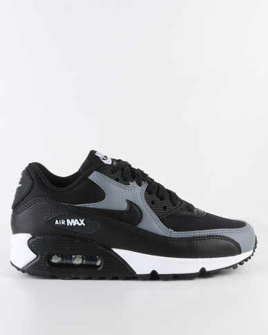 hot sale online 95d22 ee581 Nike Women's Air Max 90 Black