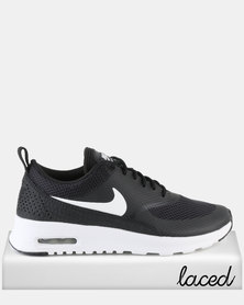 Nike Womens Air Max Thea Black