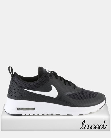 Nike Womens Air Max Thea Black Zando