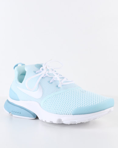 watch ee81b 44847 Nike Womens Presto Fly Blue