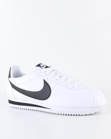 Nike Womens Classic Cortez Leather White