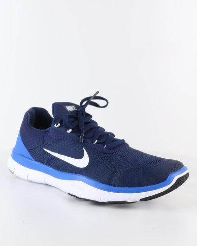 7769d80a4d0f Nike Performance Men s Free Trainer V7 Training Shoe Blue