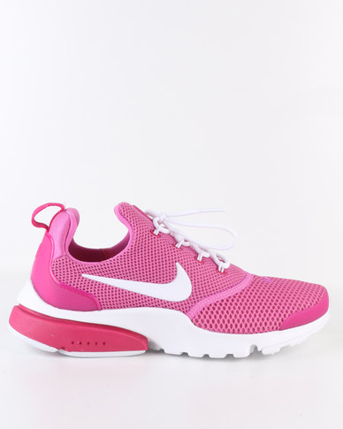new style a12d6 748dc Nike Womens Nike Presto Fly Pink