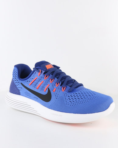 quality design d3ff9 b5c97 Nike Performance Men's LunarGlide 8 Running Shoe Blue