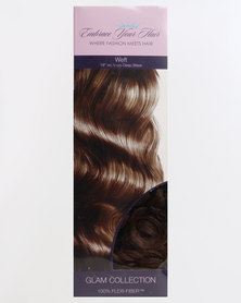 EMBRACE YOUR HAIR Weft G Honey Almond