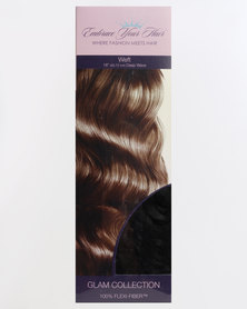 EMBRACE YOUR HAIR Weft G Silky Black