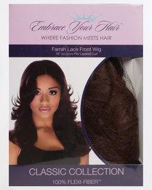 EMBRACE YOUR HAIR Farrah Lace Front Wig Honey Almond
