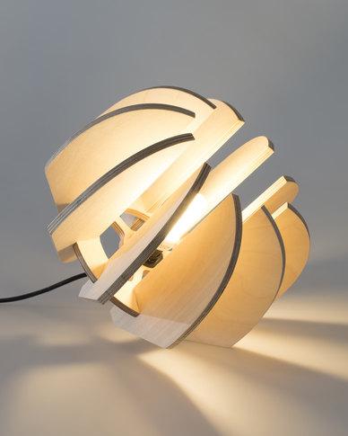Native Decor Calabash Desk Lamp