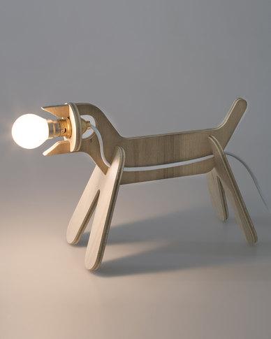 Native Decor Jock Desk Lamp