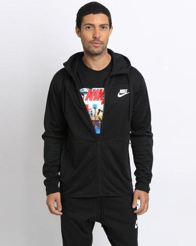 d5a5a69d Nike Men's Sportswear Advance 15 Hoodie Black | Zando