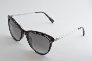 Lentes & Marcos Avenida de la Paz UV400 Grey Tortoise-Shell  Cat-Eye Sunglasses