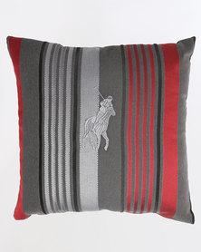 Polo Urban Stripe Scatter Cushion Multi