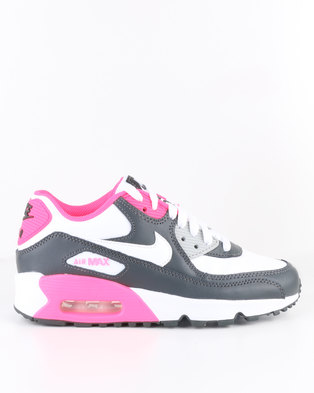 new concept e05f5 4abb6 Nike Air Max 90 LTR GS Sneakers Pink