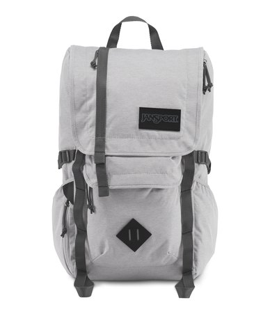 JanSport Hatchet Backpack Grey Heathered Poly