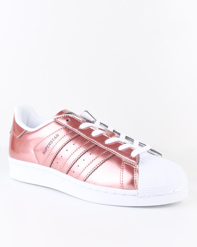 bas prix 32b0e b360e adidas Superstar Rose Gold