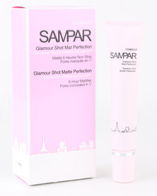SAMPAR Cosmake-Up Glamour Shot Matte Perfection