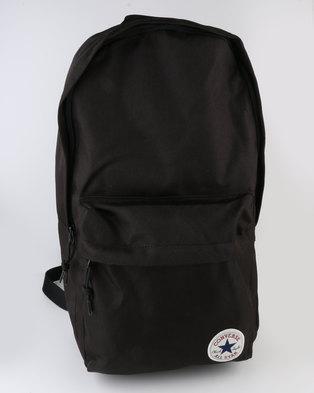 84a27d07ca31 Converse EDC Poly Backpack Black