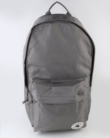 Converse EDC Poly Backpack Grey  ee7129f9a11f9