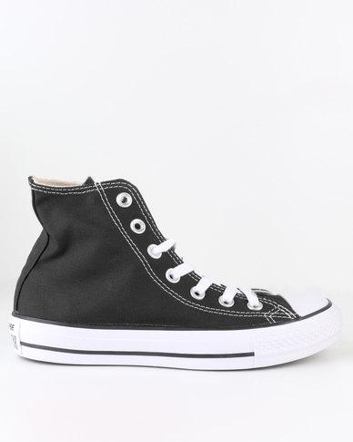 c7f6c24b7d45 Converse Chuck Taylor All Star Hi Top Sneaker Black