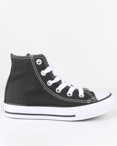 58335a91dadb Converse Chuck Taylor All Star Hi Top Sneaker Black