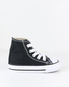 Converse Chuck Taylor All Star Hi Top Sneaker Black