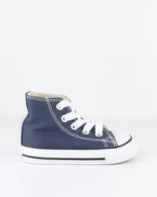 Converse Chuck Taylor All Star Hi Top Sneaker Navy