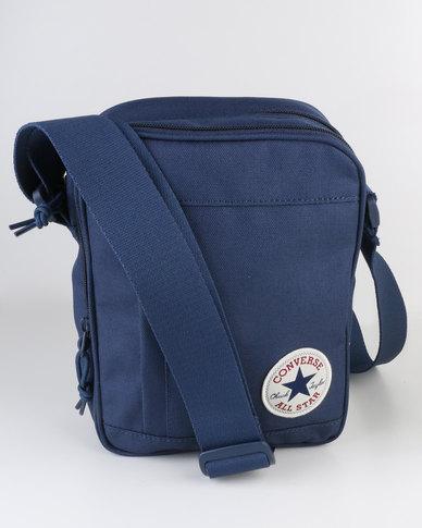 3780ab999 Converse Poly Cross Body Bag Blue | Zando